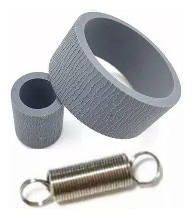 Pickup Roller + Borracha de separação EPSON L1300 L1800