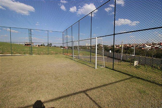 Rede de Proteção Esportiva Sob Medida para Lateral e Fundo de Campos de Futebol e Society - Fio 4 - Malha 12