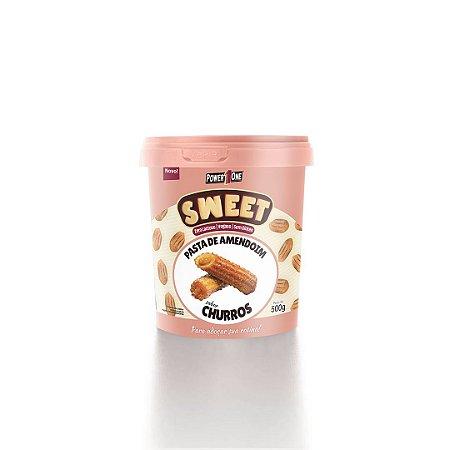 Pasta de Amendoim SWEET (500g) - Power One