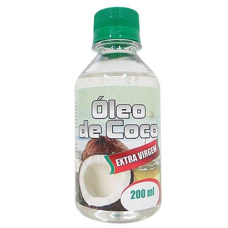 Oleo de Coco (200ml) Natuverde