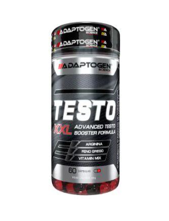 Testo XXL (60 Cáps) - Adaptogen