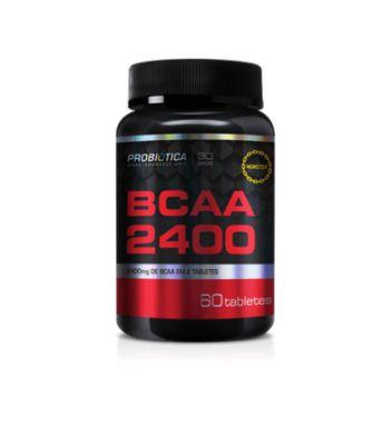 BCAA 2400 PROBIÓTICA (60 TABS) - Probiótica