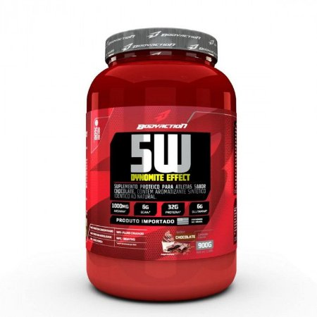 5W Whey Protein (900g) Body Action