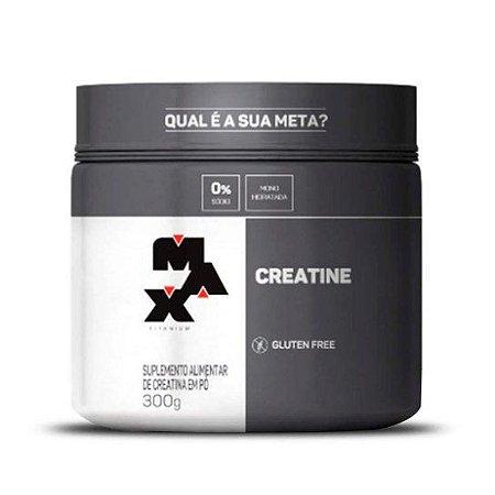 Creatine (300g) Max Titanium