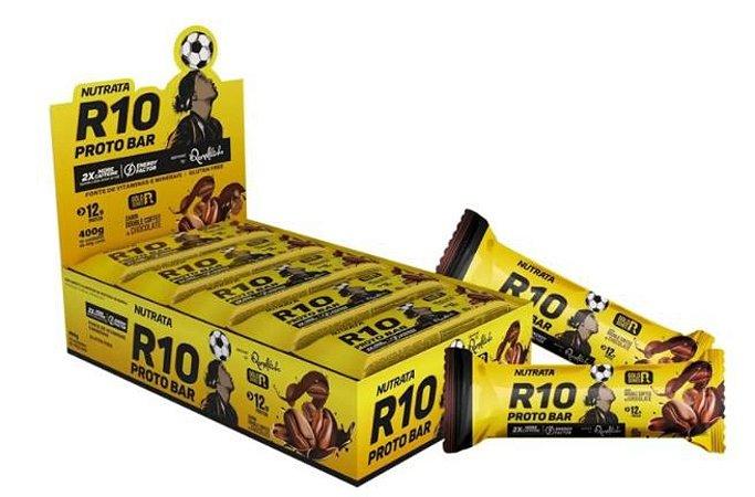 R10 PROTOBAR Caixa C/ 10 Unidades (40g) - NUTRATA