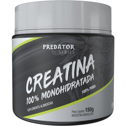 Creatina 100% Monohidratada Predator Series (150g) - Nutrata