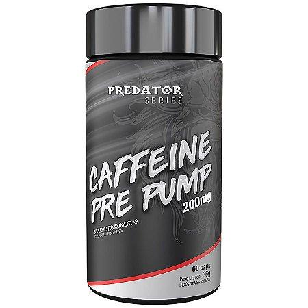 Caffeine Pre Pump Predator Series (60 cáps.) - Nutrata