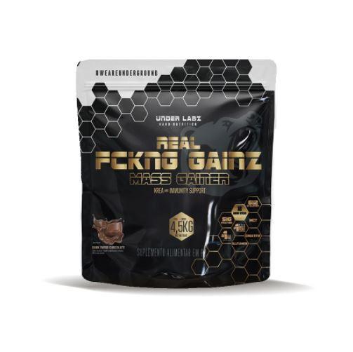 Real Fckng Gainz Mass Gainer (4,5Kg) - Under Labz