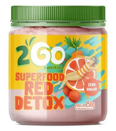 Red Detox (250g) - 2GO