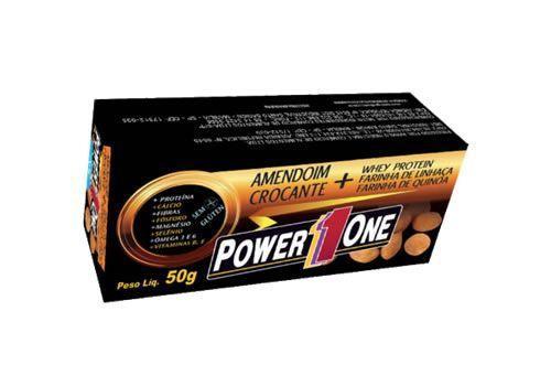 Amendoim Crocante (50g) Power One