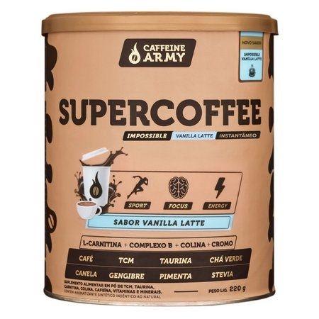 Super Coffee 2.0 (220g) - Caffeine Army