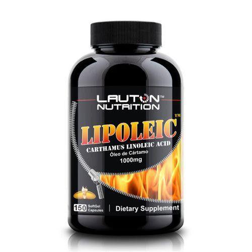 Lipoleic (Óleo de cártamo + Vitamina C - 120Caps) Lauton