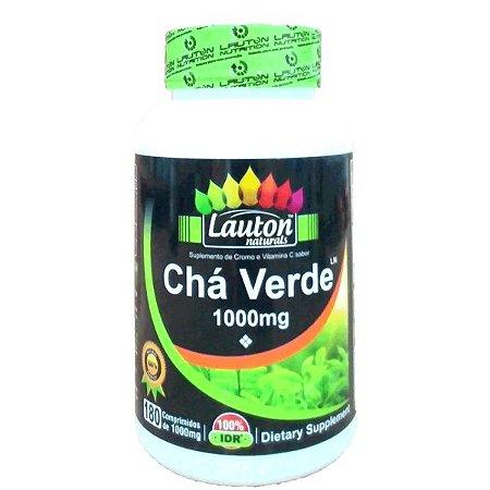 Chá Verde 1000mg (60 Caps) Lauton