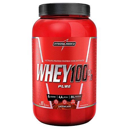 Super Whey 100% Pure (900g) Integral Medica