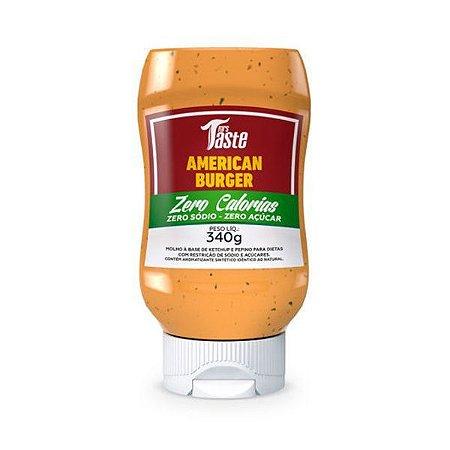 Molho American Burguer ZERO (340g) Mrs Taste