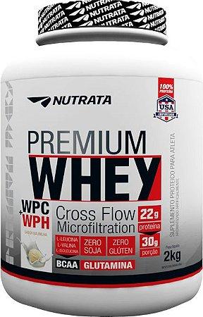 Premium Whey (2Kg) Nutrata