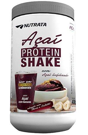 Açaí Protein Shake (400g) Nutrata