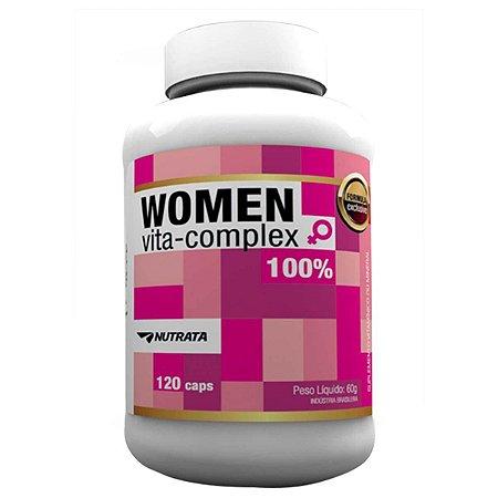 Women Vita Complex (120 Caps) Nutrata