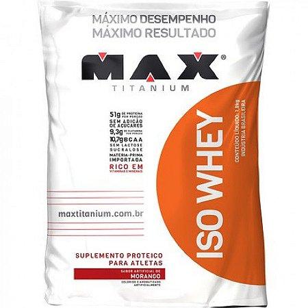 Iso Whey (1,8Kg) Max Titanium