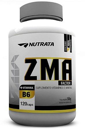 ZMA Factor (120 Caps) Nutrata