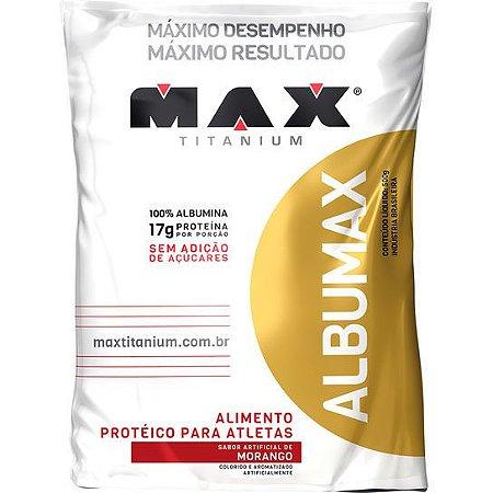 Albumax 100% (500g) Max Titanium