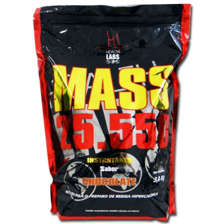 Mass 25500 (3Kg) Health Labs
