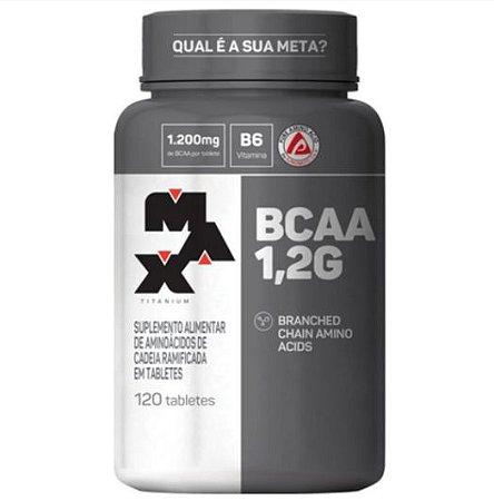 BCAA 1,2g (120 Tabs) Max Titanium