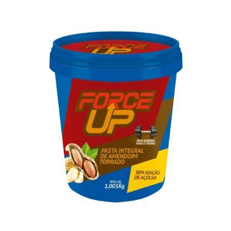 Pasta de Amendoim (1Kg) Force Up