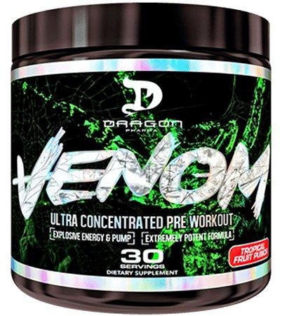 Venom Pré Treino (30 Doses) Dragon Pharma