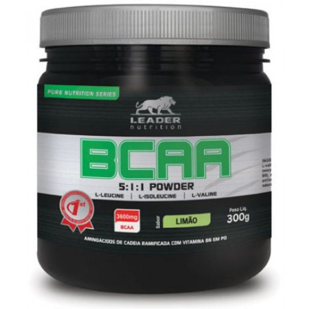 Bcaa Powder (300g) Leader Nutrition