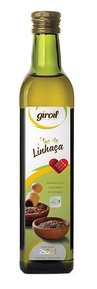 Oleo de Linhaça (250ml) Giroil