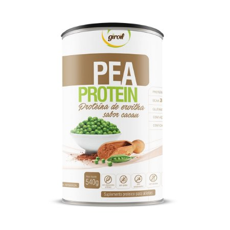 Pea Protein Cacau (540g) Giroil