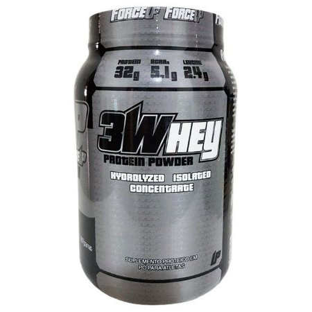Whey Protein 3w (900g) Muscle Nutritions