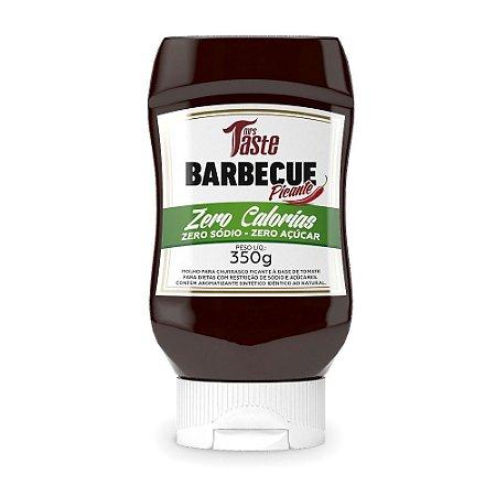 Molho Barbecue Picante ZERO (350g) Mr Taste