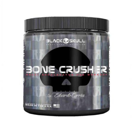 Bone Crusher (150gr) Black Skull