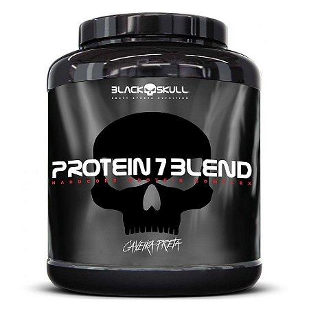 Protein 7 Blend (1,8KG) Black Skull