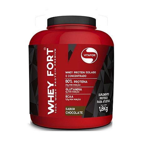 Whey Fort (1,8kg) Vitafor