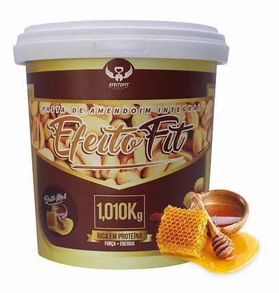 Pasta de Amendoim MEL (1kg) Efeito Fit