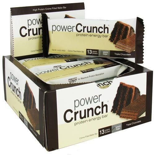 POWER CRUNCH (Caixa 12 Unidades)