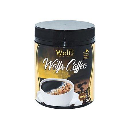 Café Termogênico (200g) - Wolfs