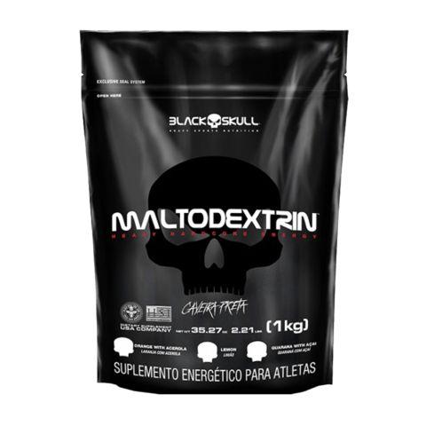 Maltodextrina (1kg) Black Skull