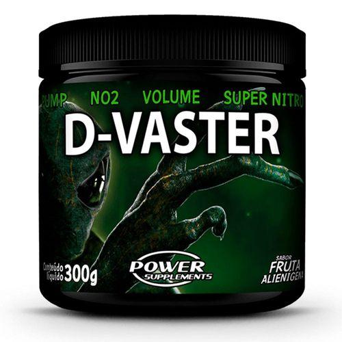 Pré Treino- D-Vaster (300g) - Power Supplements