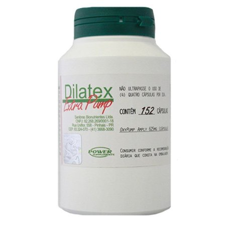 Dilatex (152 Caps)