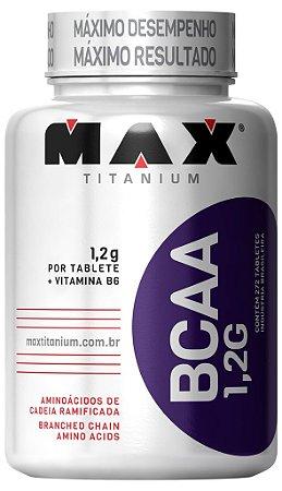 BCAA 1,2g (272 Tabs) Max Titanium