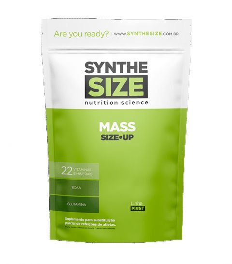 Hipercalorico Mass (2kg)- Synthesize Nutrition
