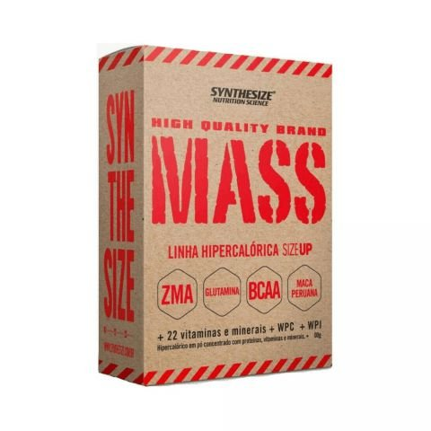 Hipercalorico Mass (1kg)- Synthesize Nutrition