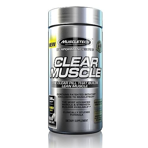 Clear Muscle (84 caps) MuscleTech