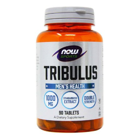 Tribulus Terrestris IMPORTADO (90caps) - Now Sports