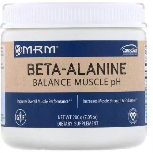 Beta- Alanine IMPORTADA (200g) - MRM