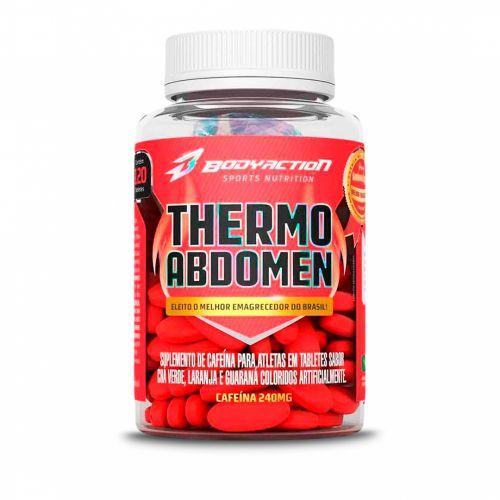 Termogenico - Thermo Abdomen (60 caps) BodyAction